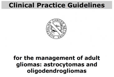 Современные рекомендации по лечению глиальных опухолей у взрослых